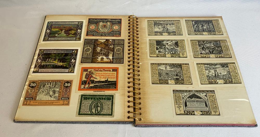 Notgeld Paper Money Collection 4