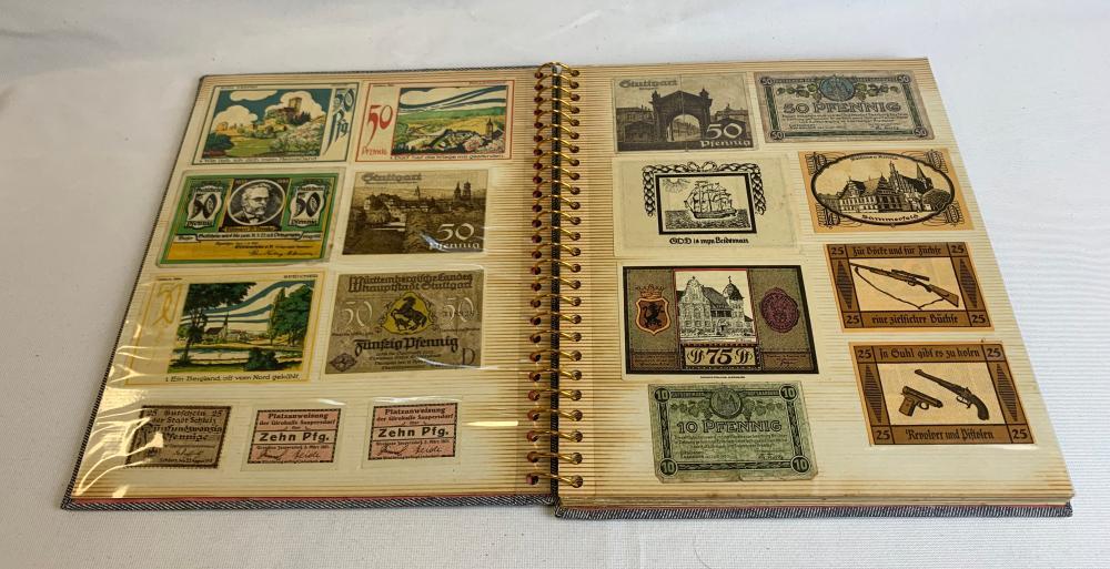 Notgeld Paper Money Collection 3