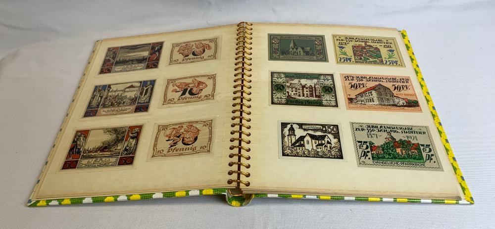 Notgeld Paper Money Collection 1