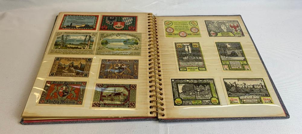 Notgeld Paper Money Collection 2