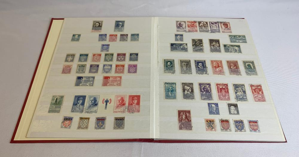 France Stamp Collection 2