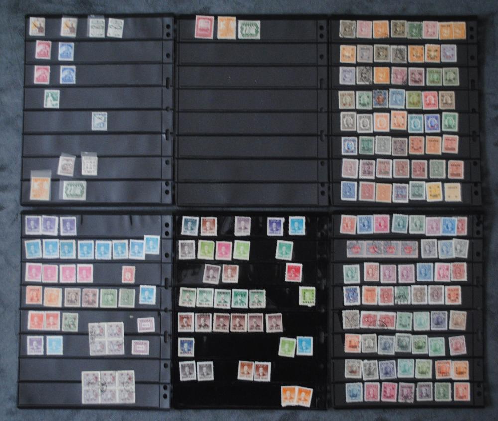 China and Manchukuo China Stamp Collection