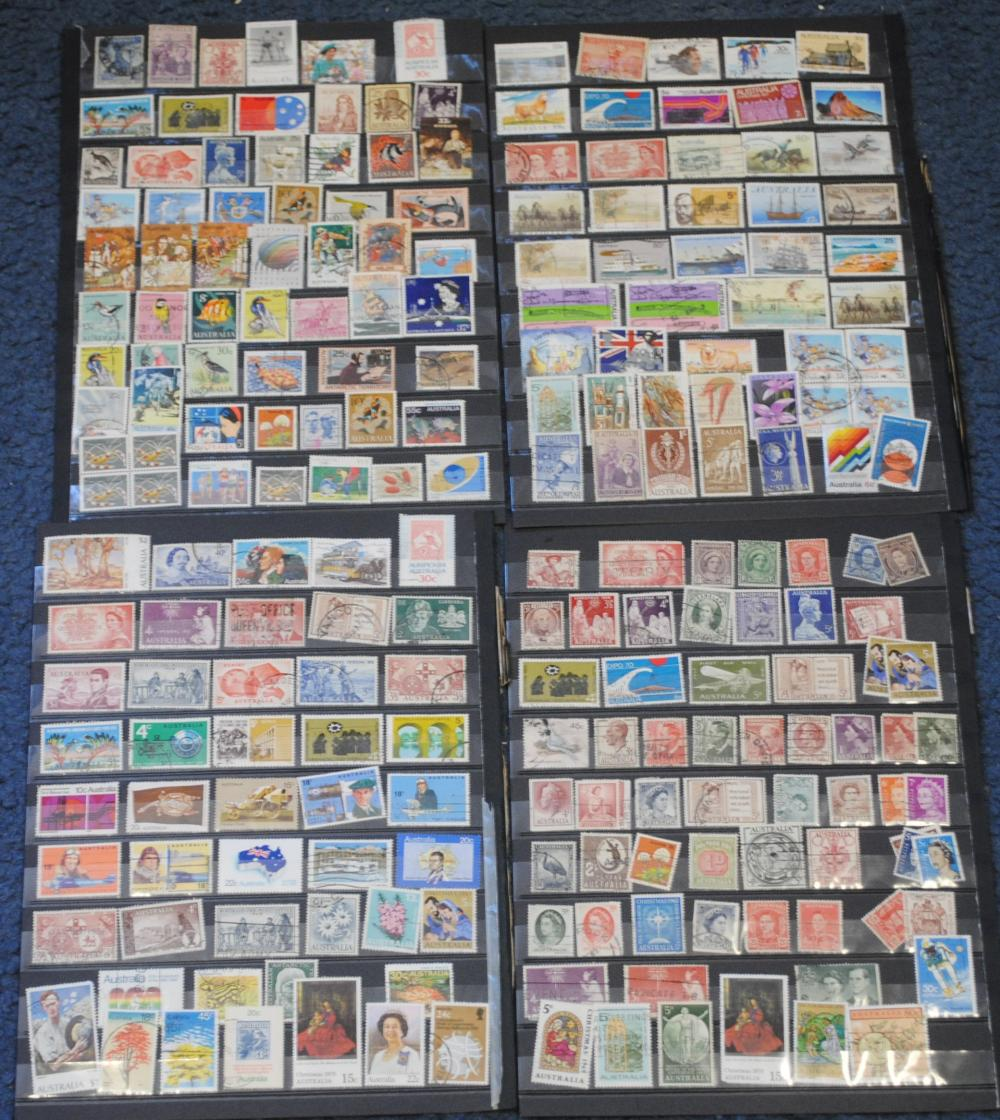 Australia Stamp Collection 8