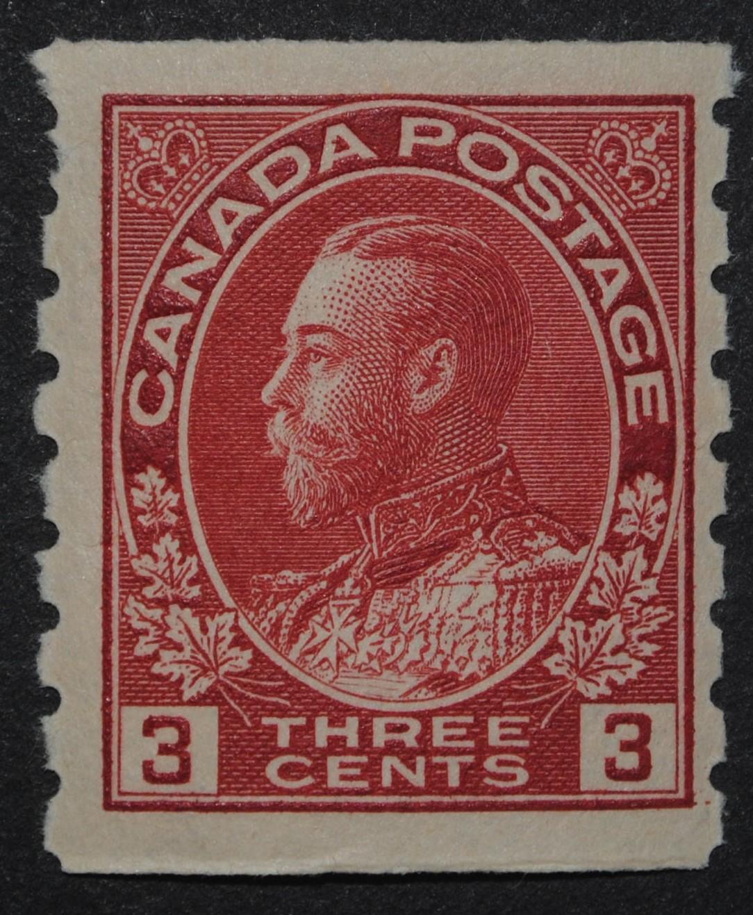 Canada 1924 3c S/C #130 VF MNH