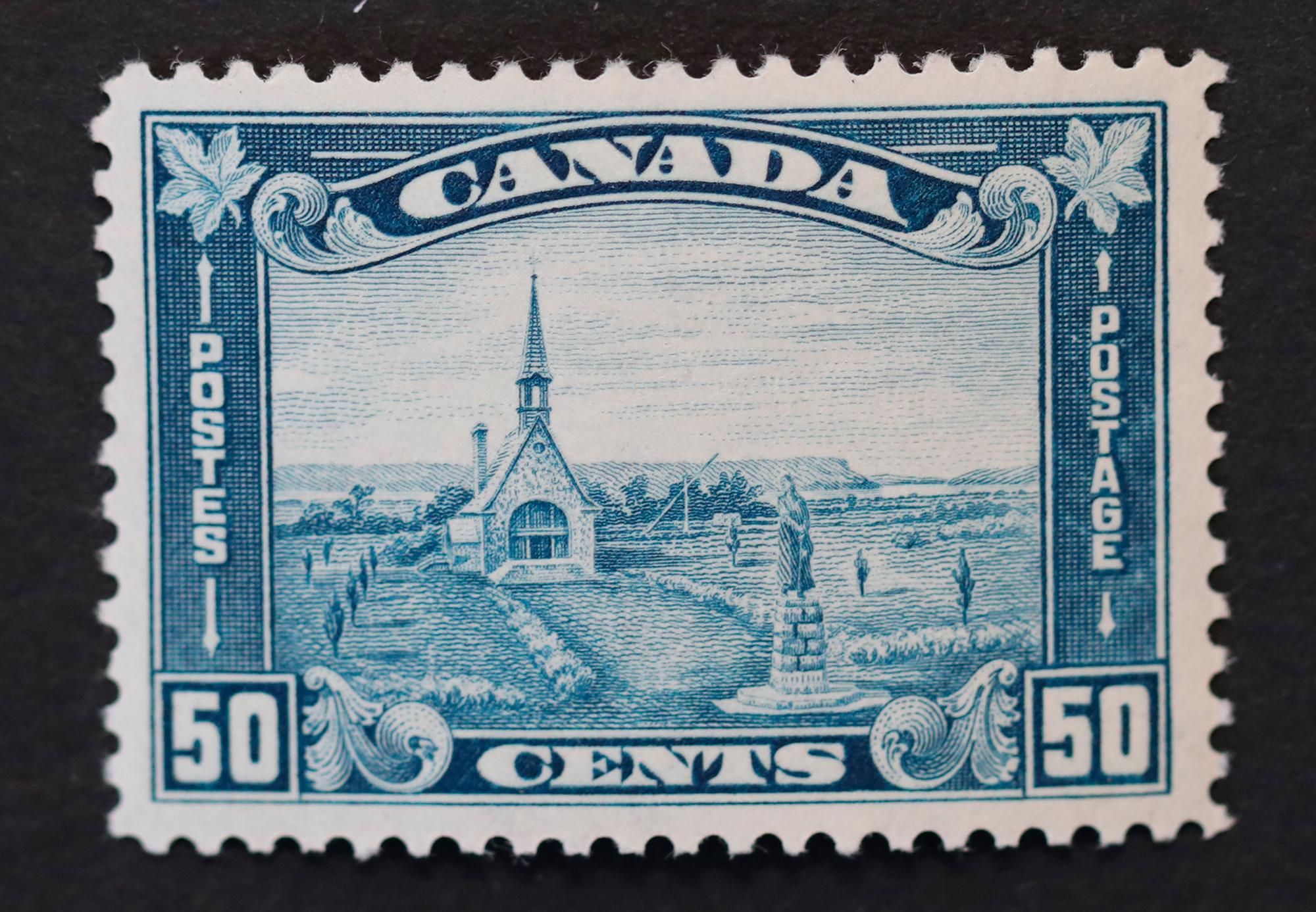 Canada 50c S/C #176 VF MNH