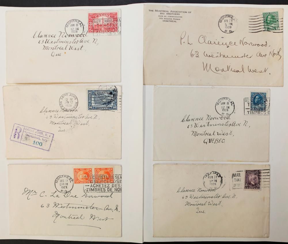Canada Covers Collection