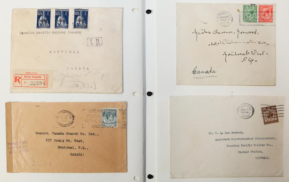 Foreign Covers Collection 2
