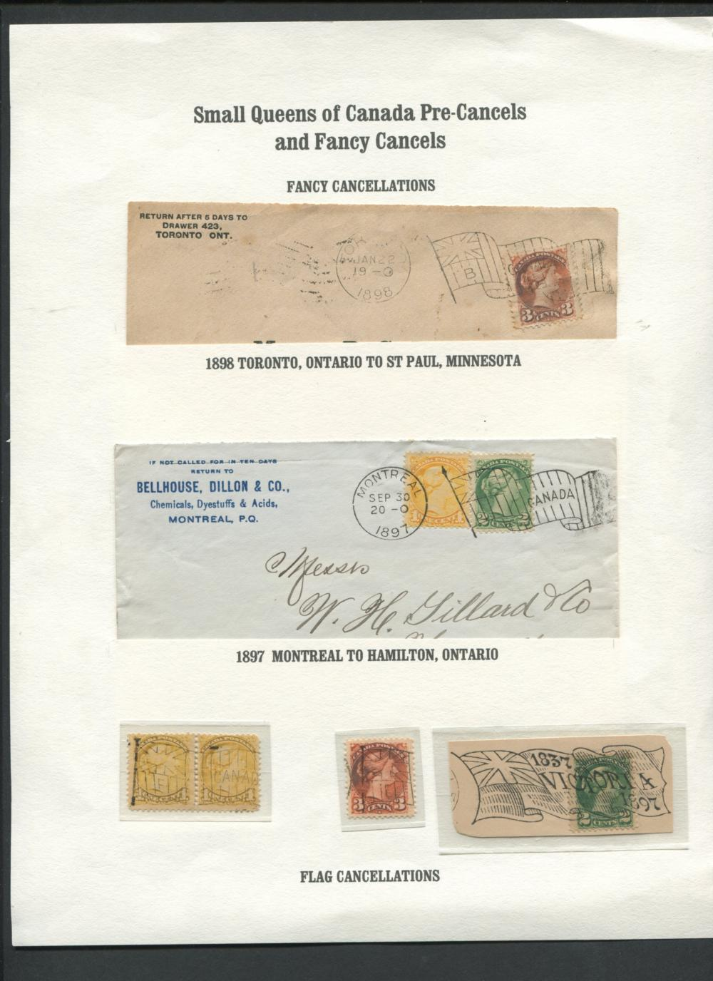 Canada Cancels Stamp Collection