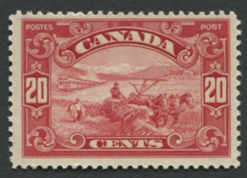 Canada 1929 #157 20c Dark Carmine MNH VF
