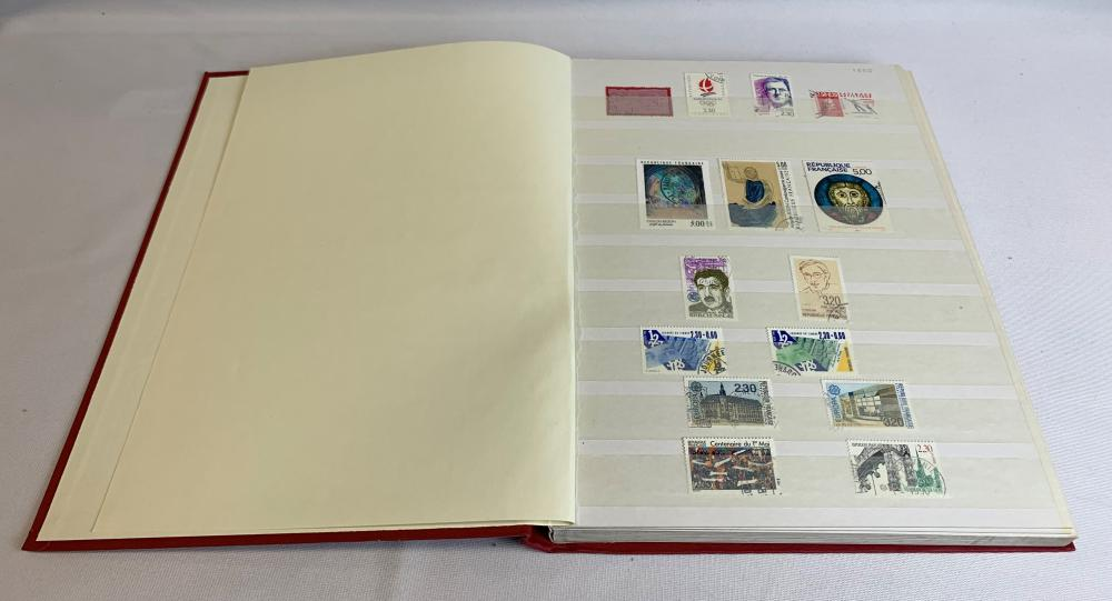France Stamp Collection 3