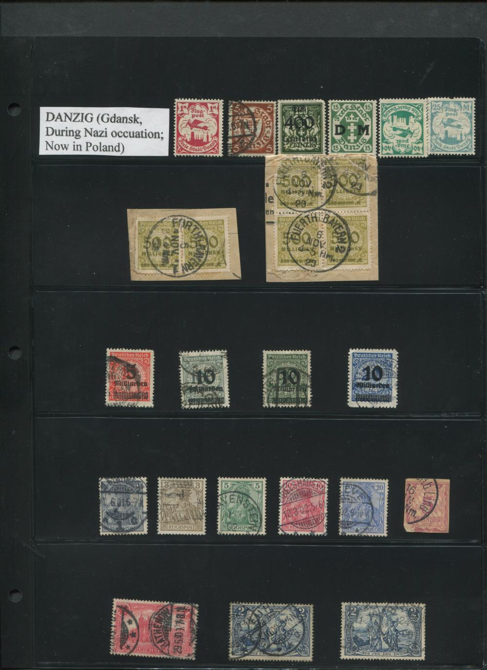 Germany Stamp Collection 4