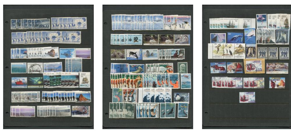 Australia Antarctic Territory Stamp Collection