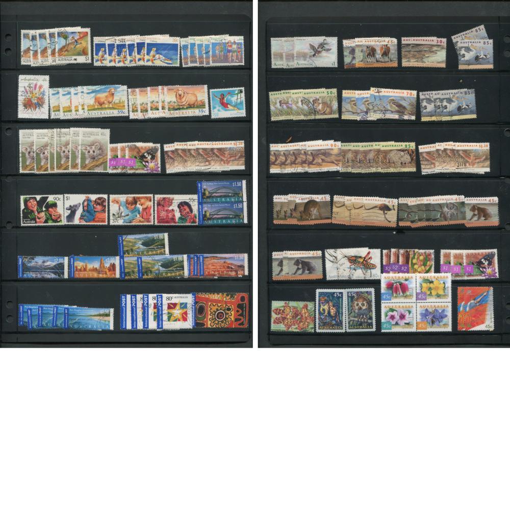 Australia Stamp Collection 3