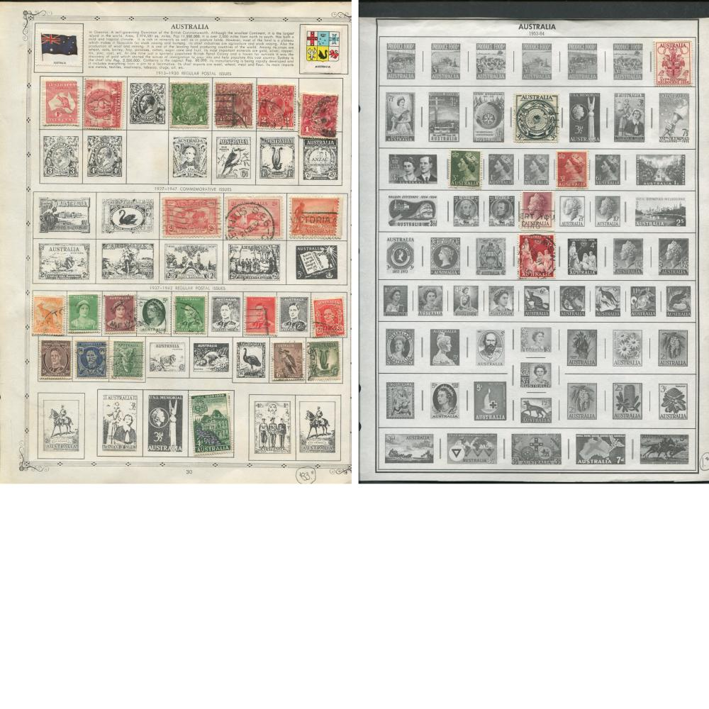 Australia Stamp Collection 2