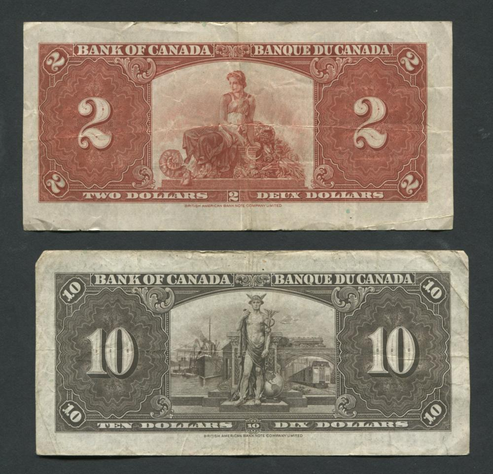 Bank of Canada Banknotes Collection