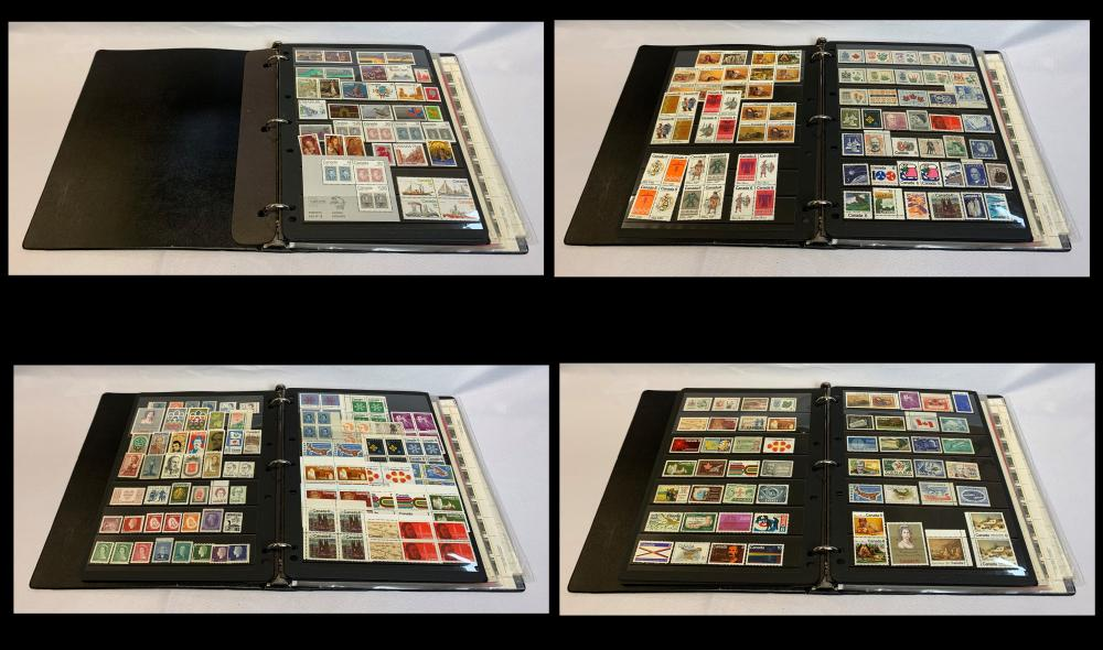 Canada Stamp Collection 3