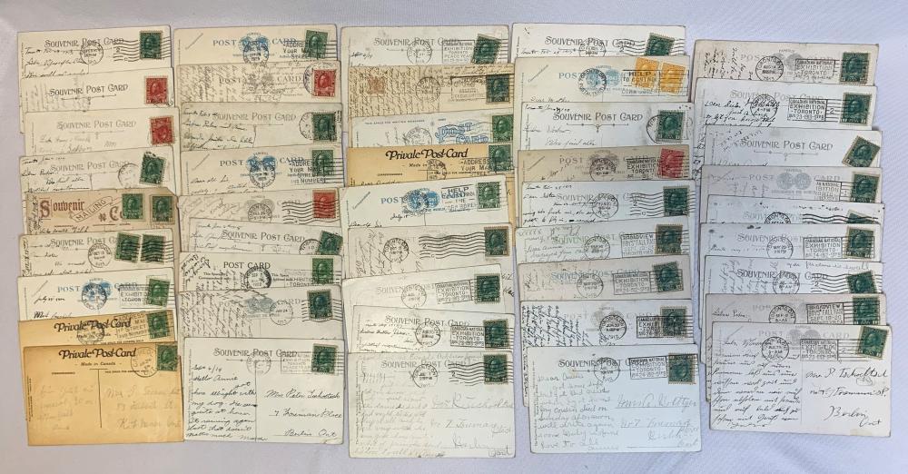 Canada - Toronto Post Cards