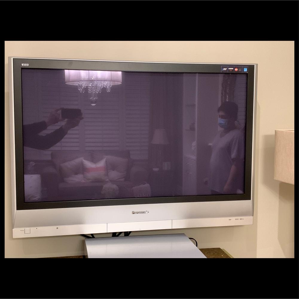 """Panasonic Viera 41 1/2"""" TV"""