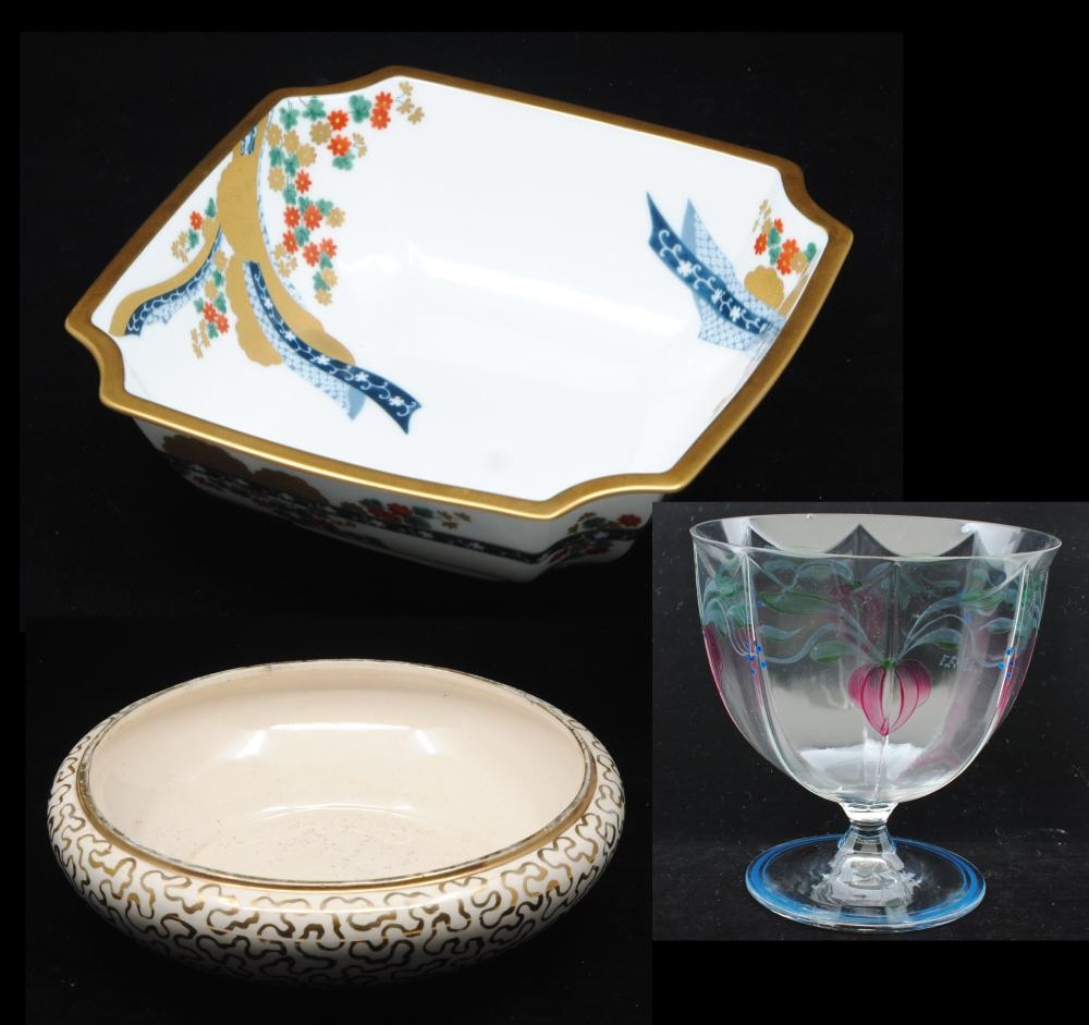 Collection of Various Serving Items