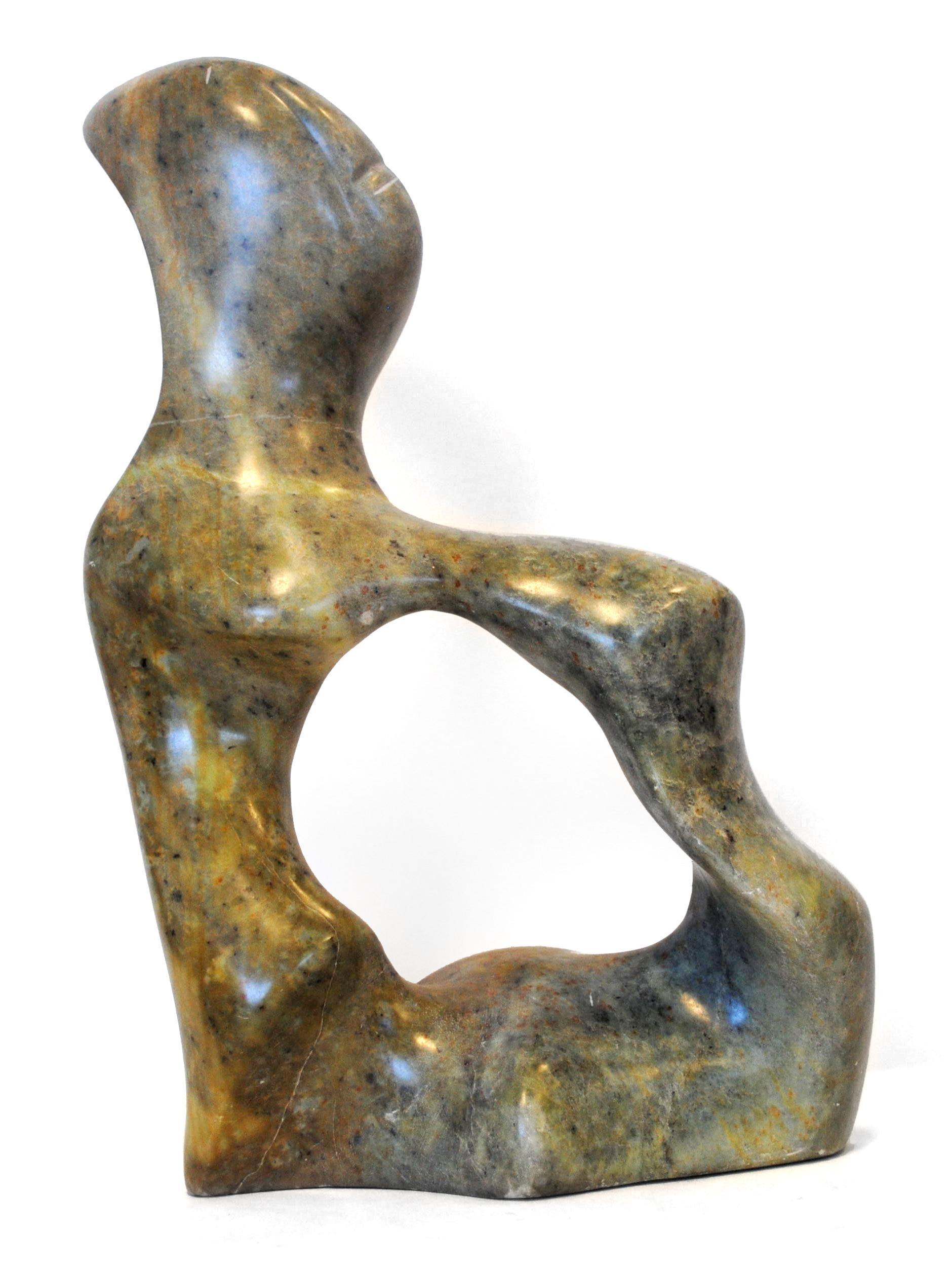 """Alex Alibashuak's """"Mother and Child"""" Sculpture"""