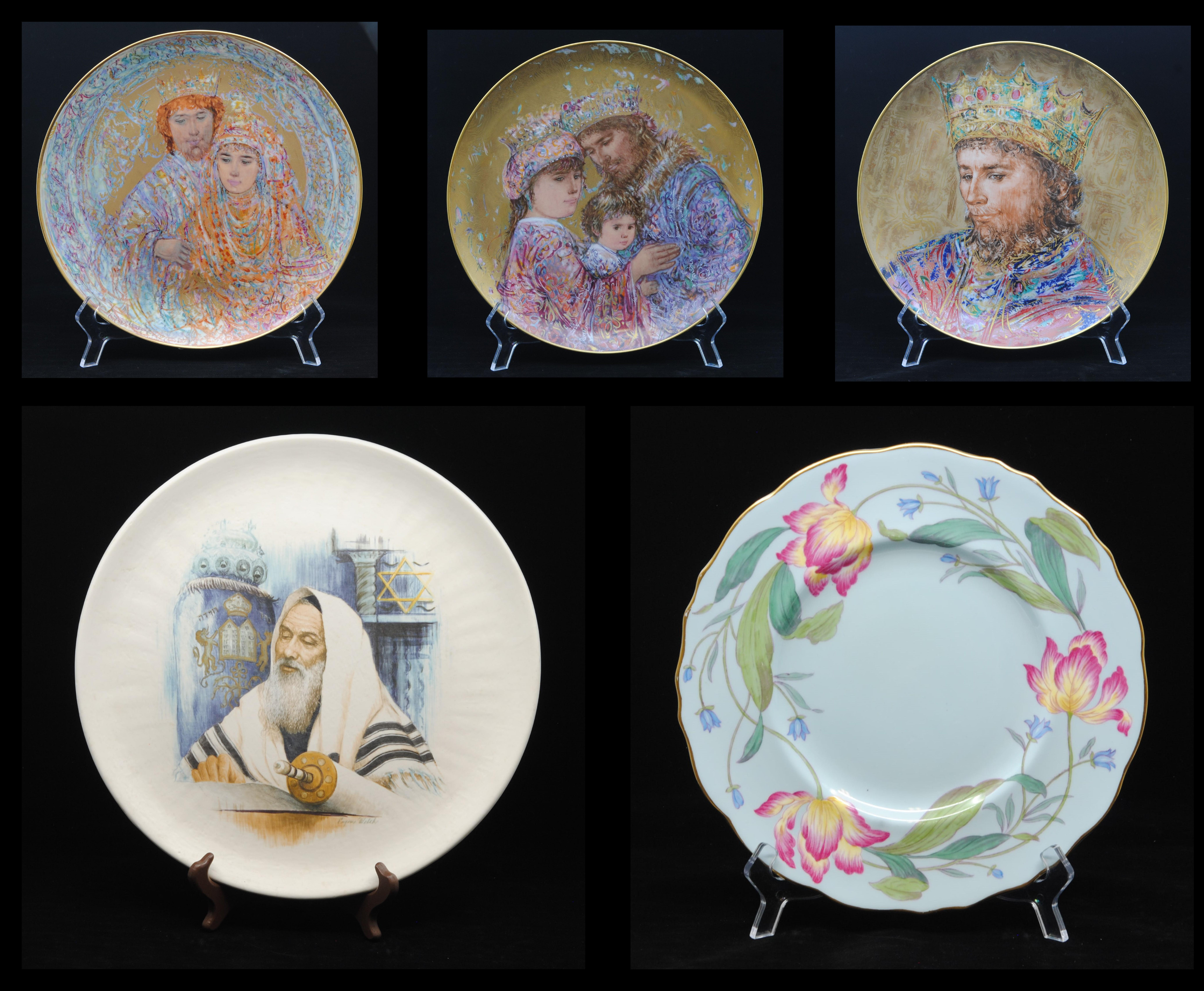 Collection of Collector Plates