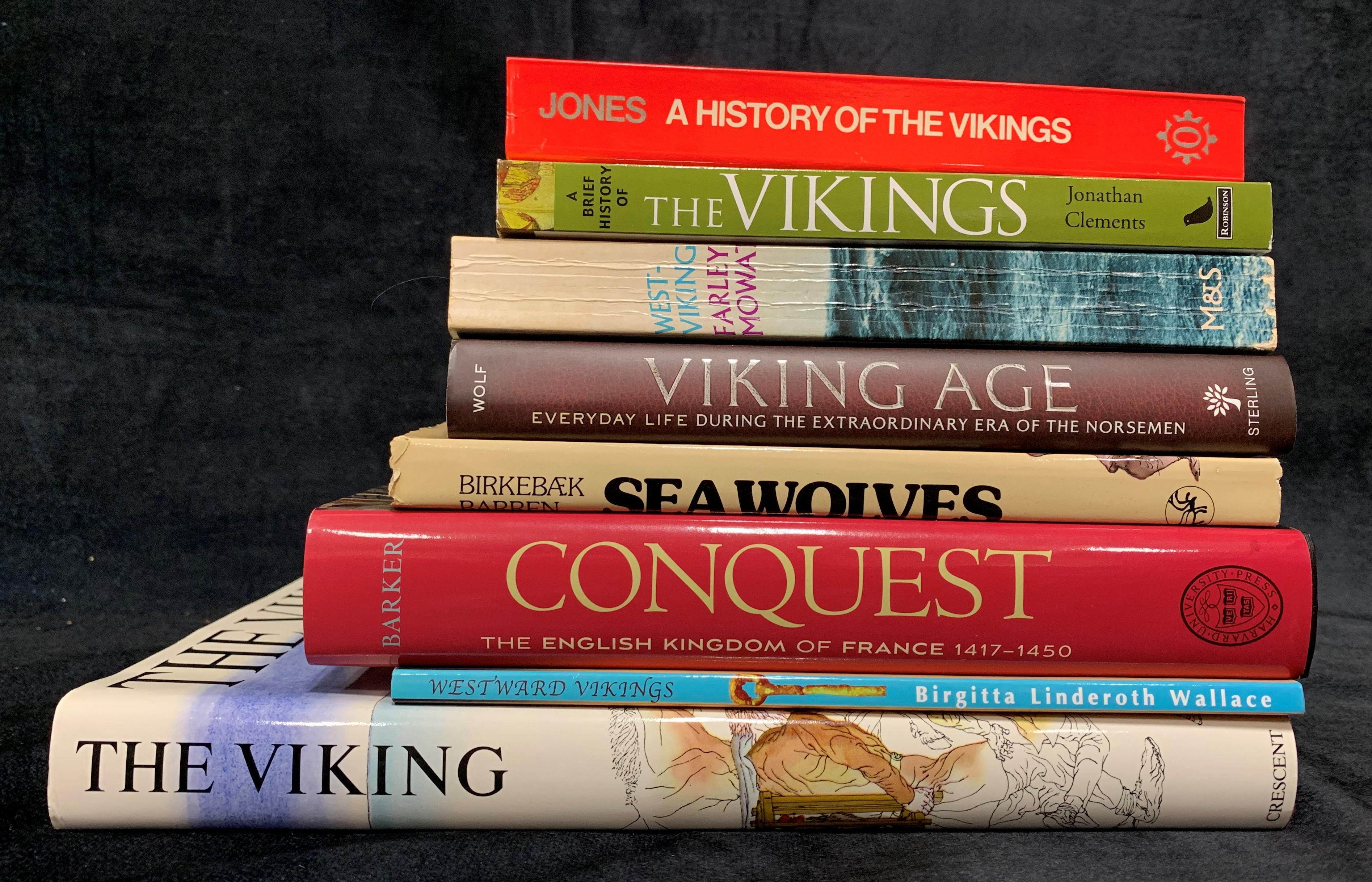 Novels About Vikings