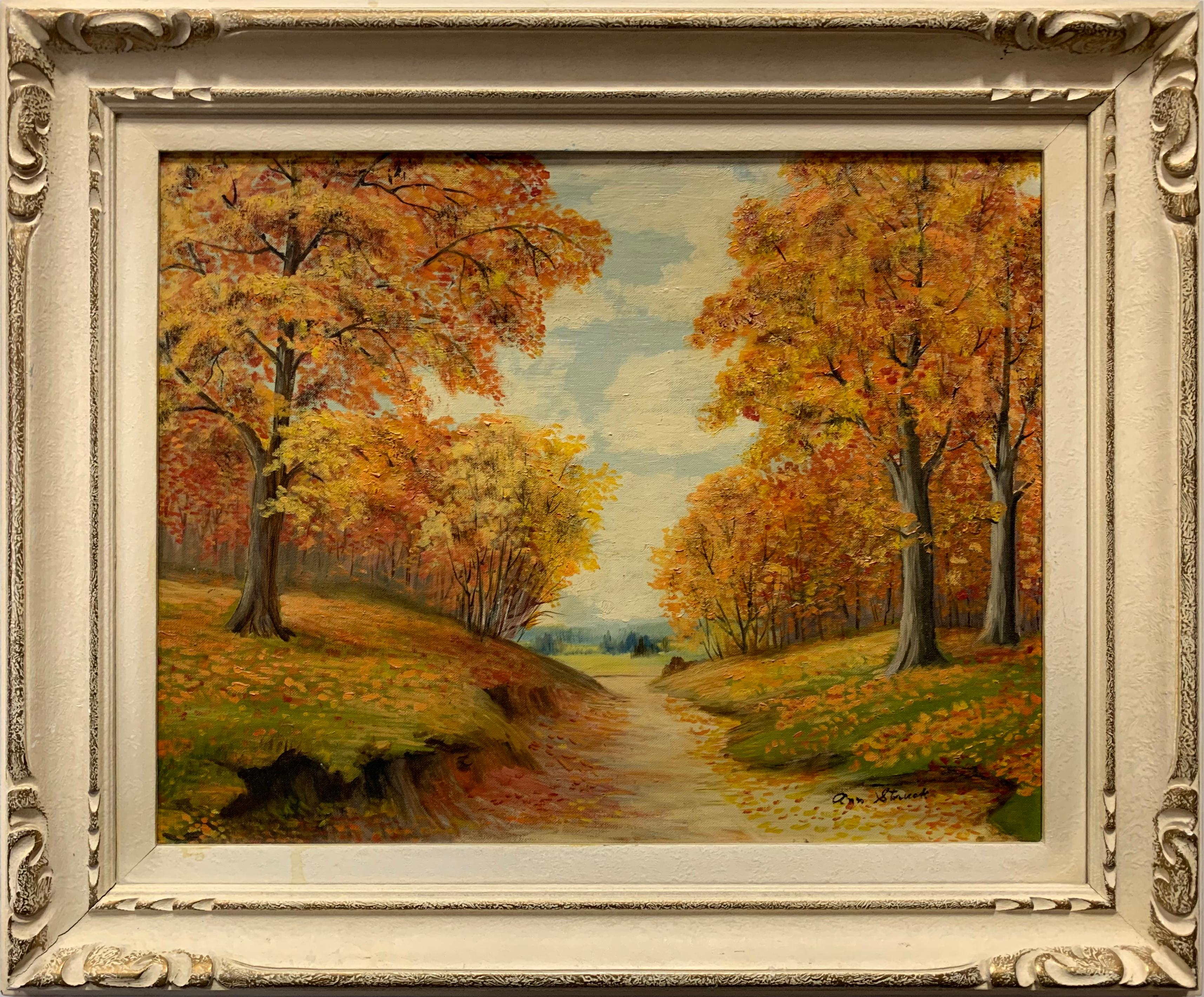 "Ann Shtuck's ""Autumn"" Original"