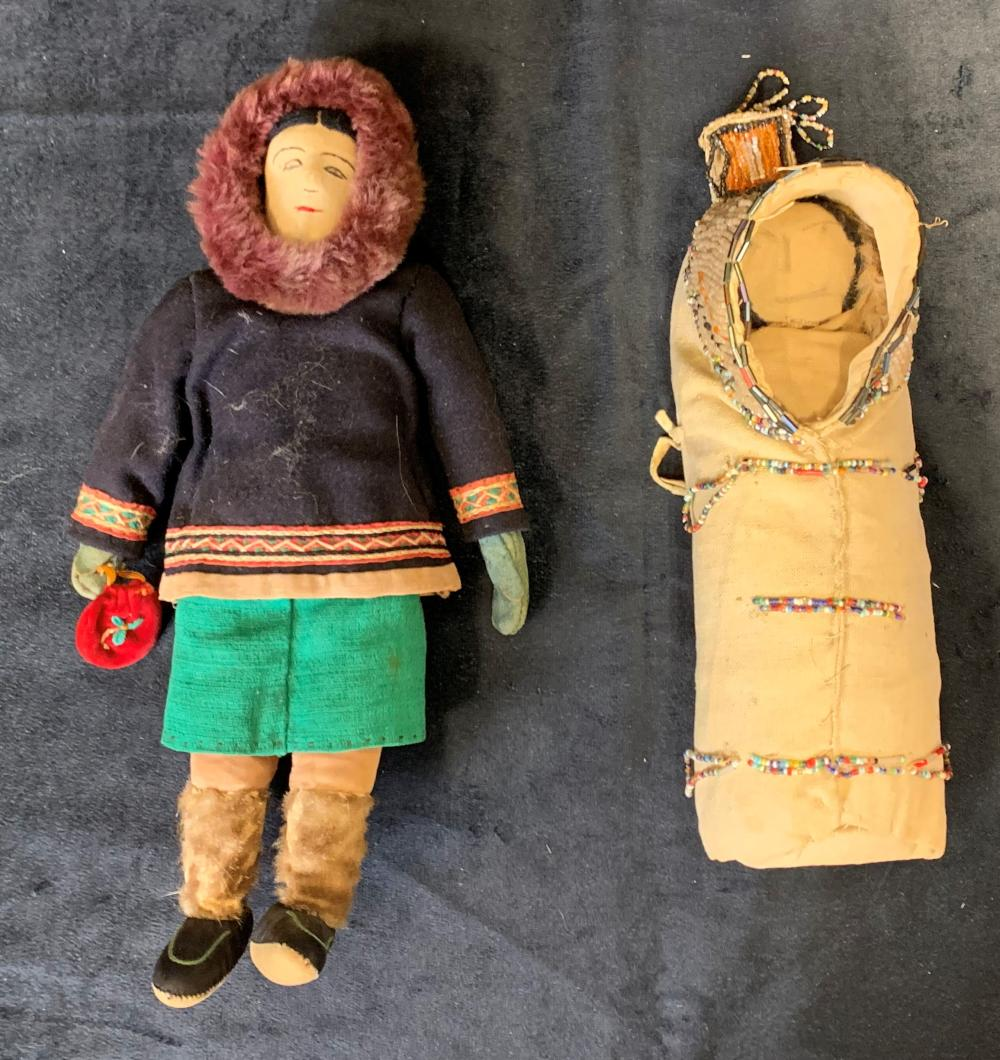 Collection of Original Aboriginal Artisan Pieces