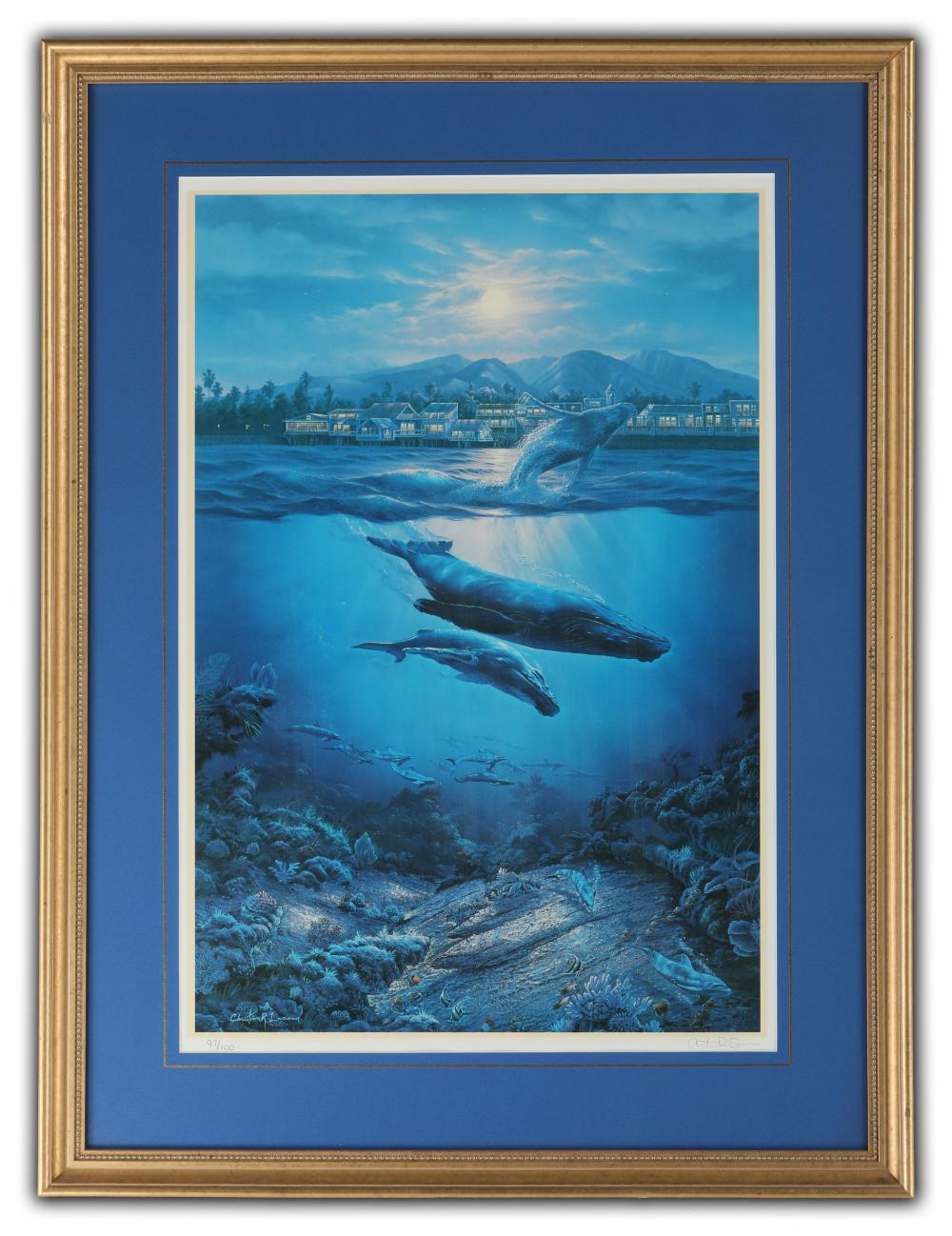 Christian R. Lassen Limited Edition Print