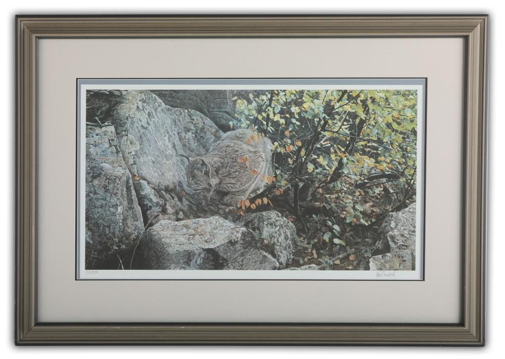 """Brent Townsend's """"Autumn Leaves"""" Limited Edition Print"""
