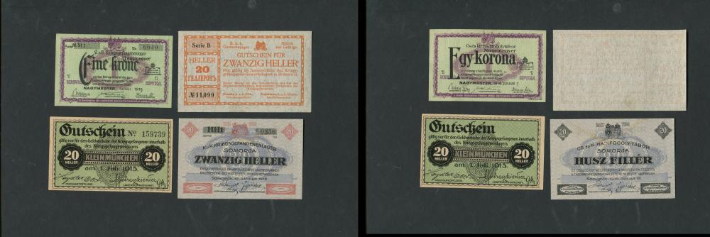 Germany Notgeld Banknote Collection