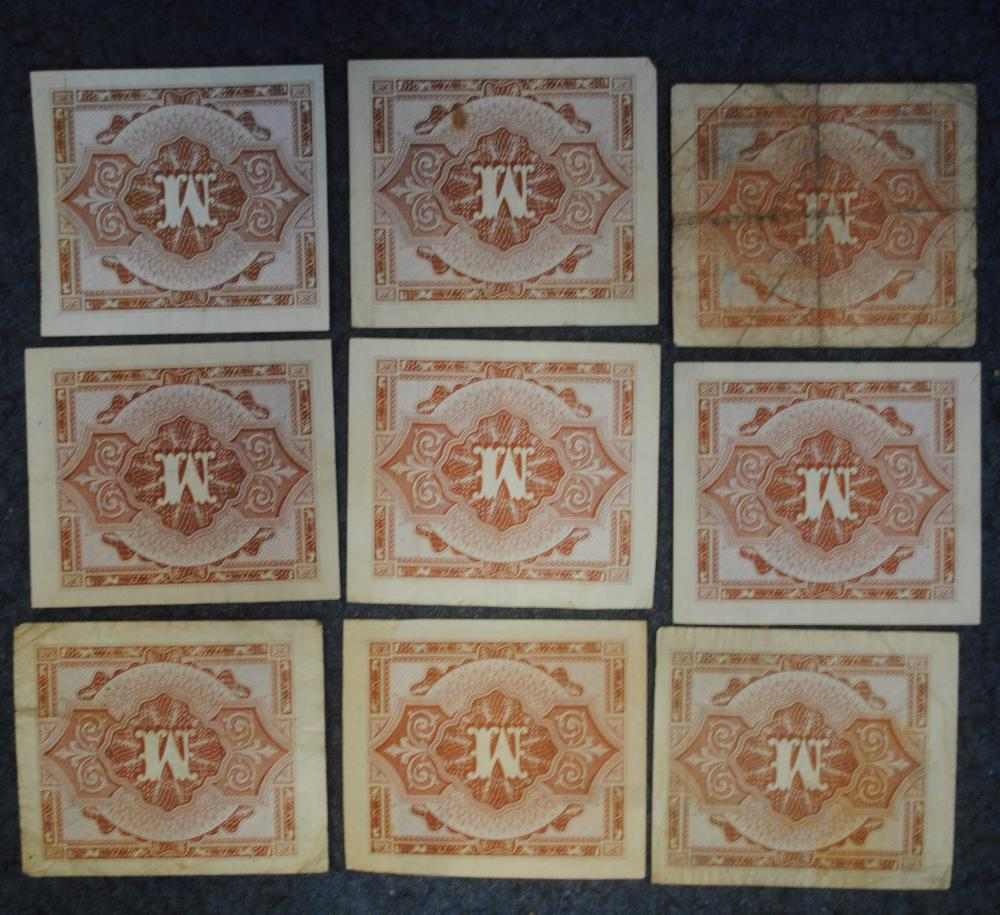 Germany Banknote Collection 1