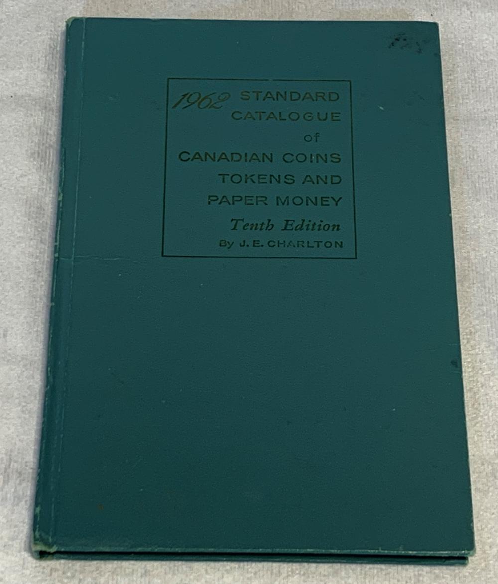 Canada Charlton Coin Catalogues