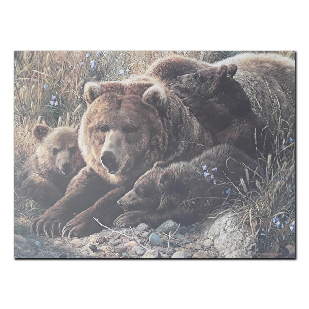 """Carl Brenders' """"Close To Mom"""" Limited Edition Print"""