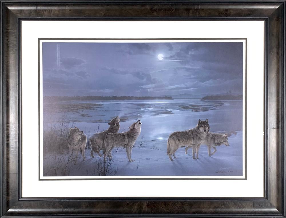 "Daniel Smith's ""Moon Song"" LE Print"