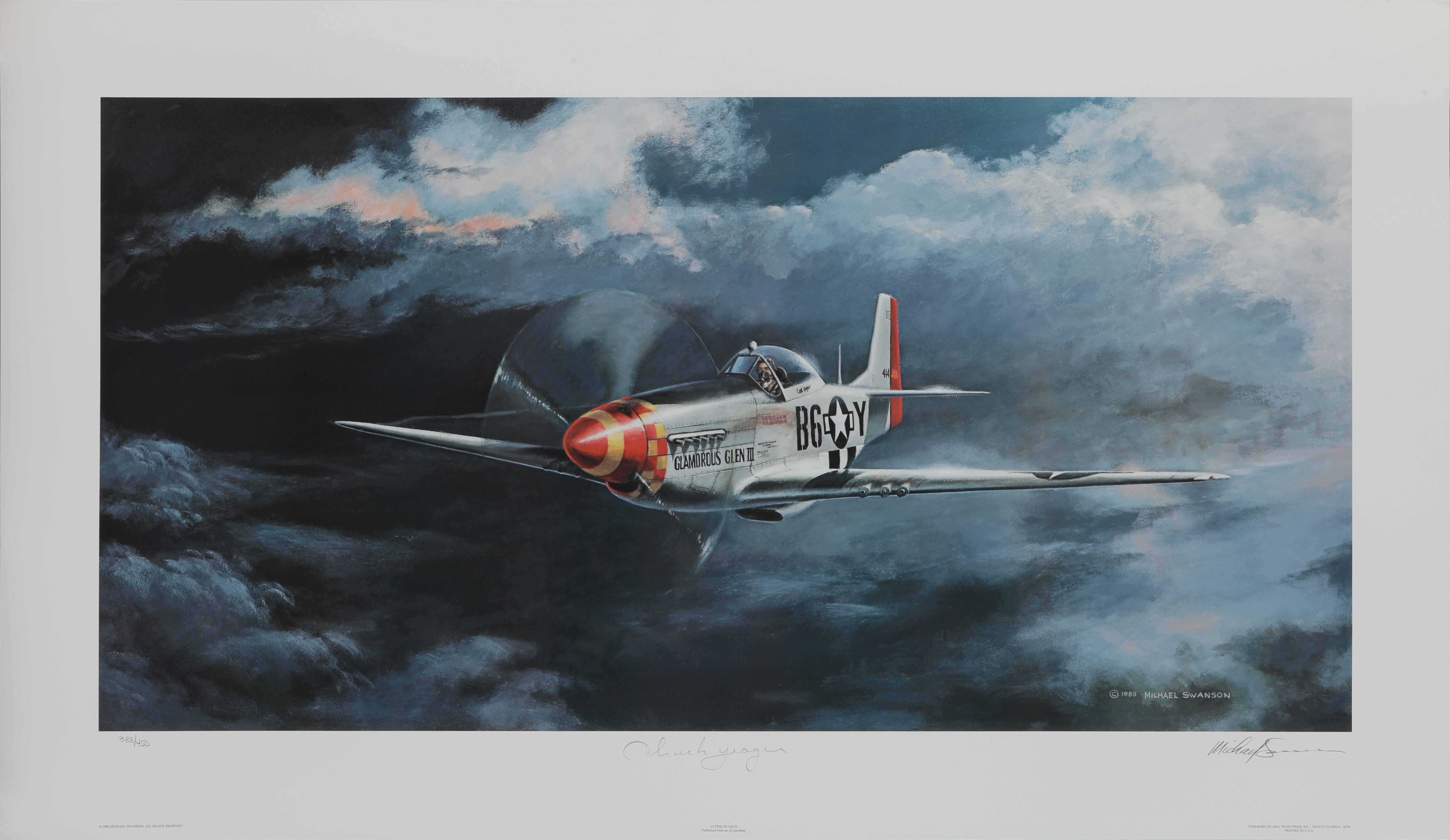 """Michael Swanson's """"Ultimate High"""" Limited Edition Print"""