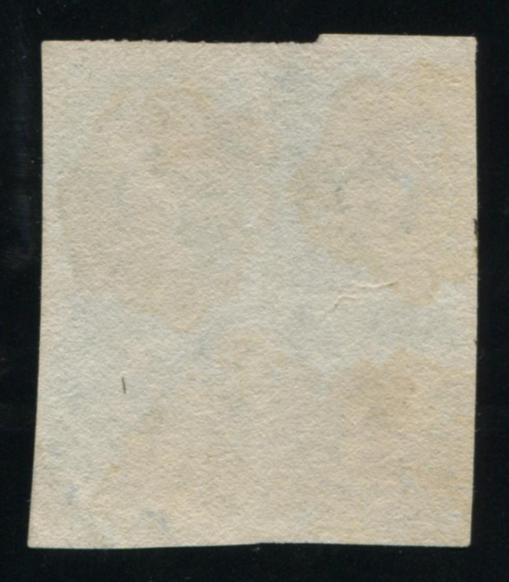 Great Britain 1840 #1 1 Penny Black Imperf Rare Block of 4