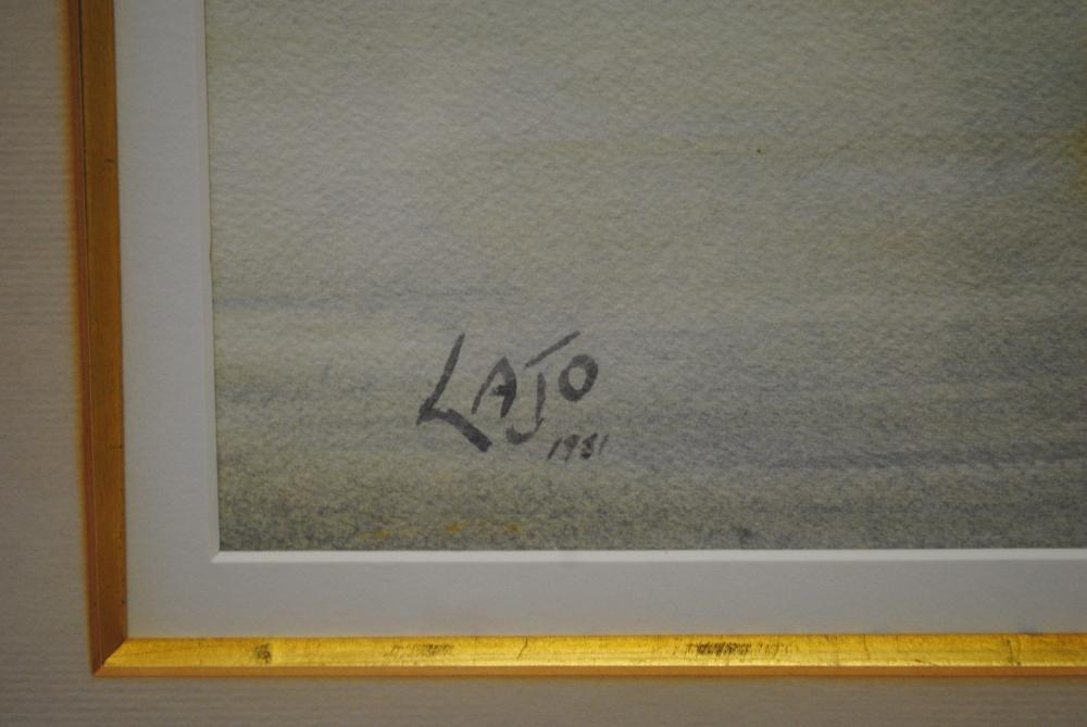 Lajo Original Painting