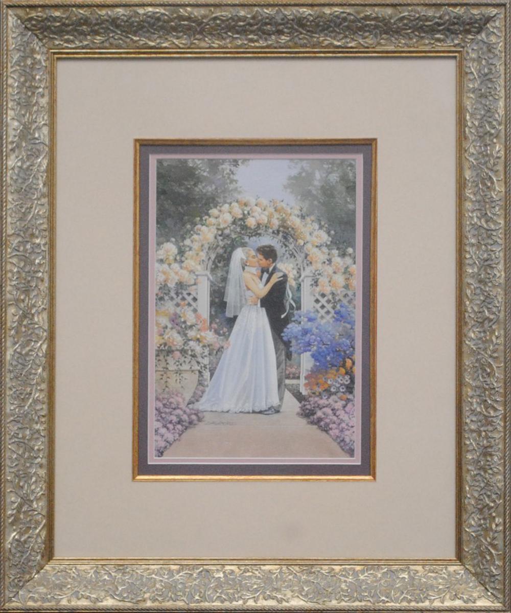 """Doug Laird's """"Kiss The Bride"""" Original"""