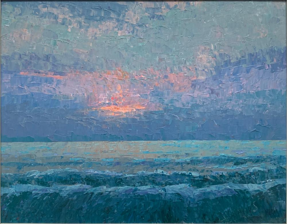 "Norman Brown's ""Waves Hues"" Original"