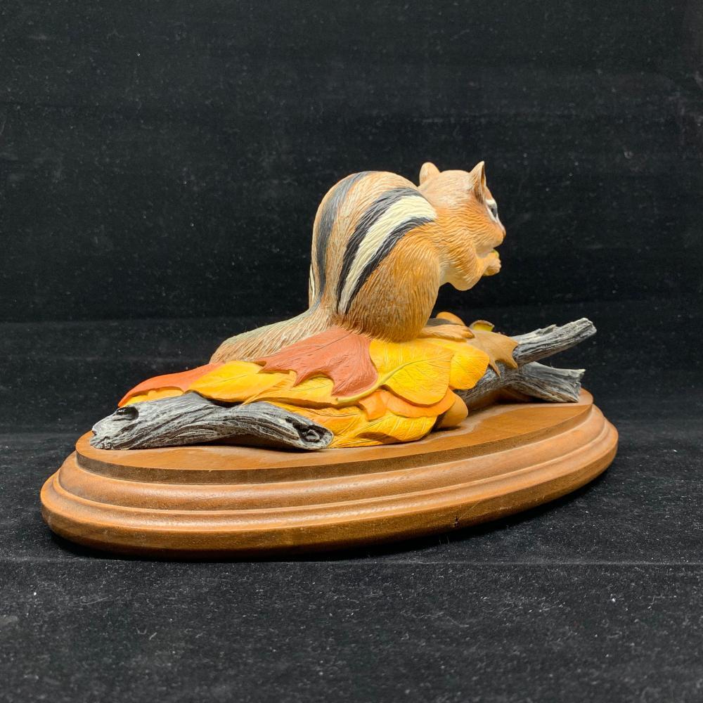 Paul Burdette's Chipmunk Carving AP 7/15
