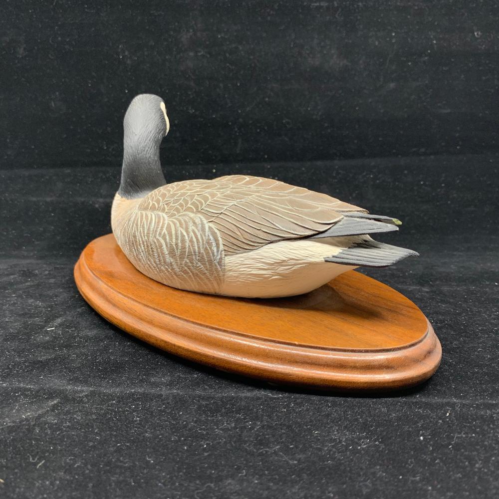 Paul Burdette's Duck Carving AP 3/45