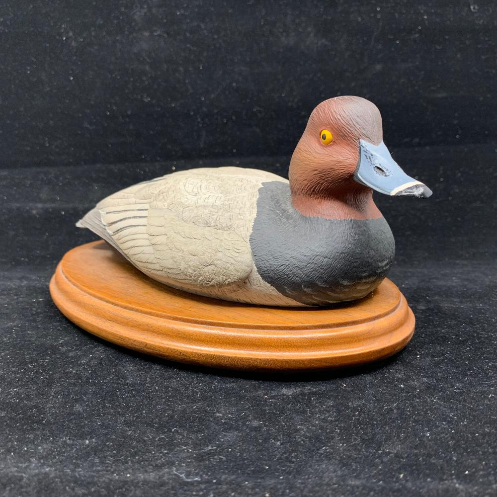 Paul Burdette's Duck Carving AP 3/45