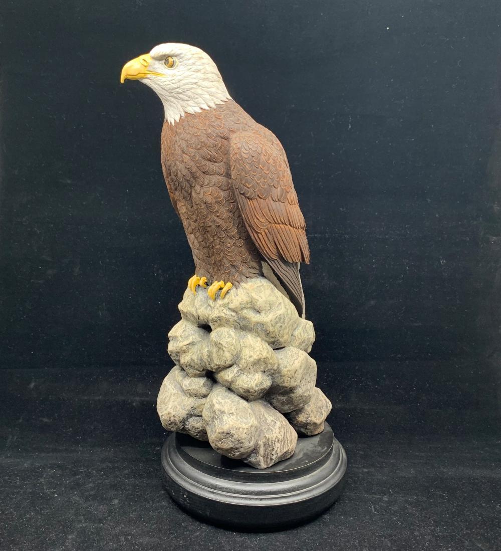 Paul Burdette's Owl Carving AP 2/15