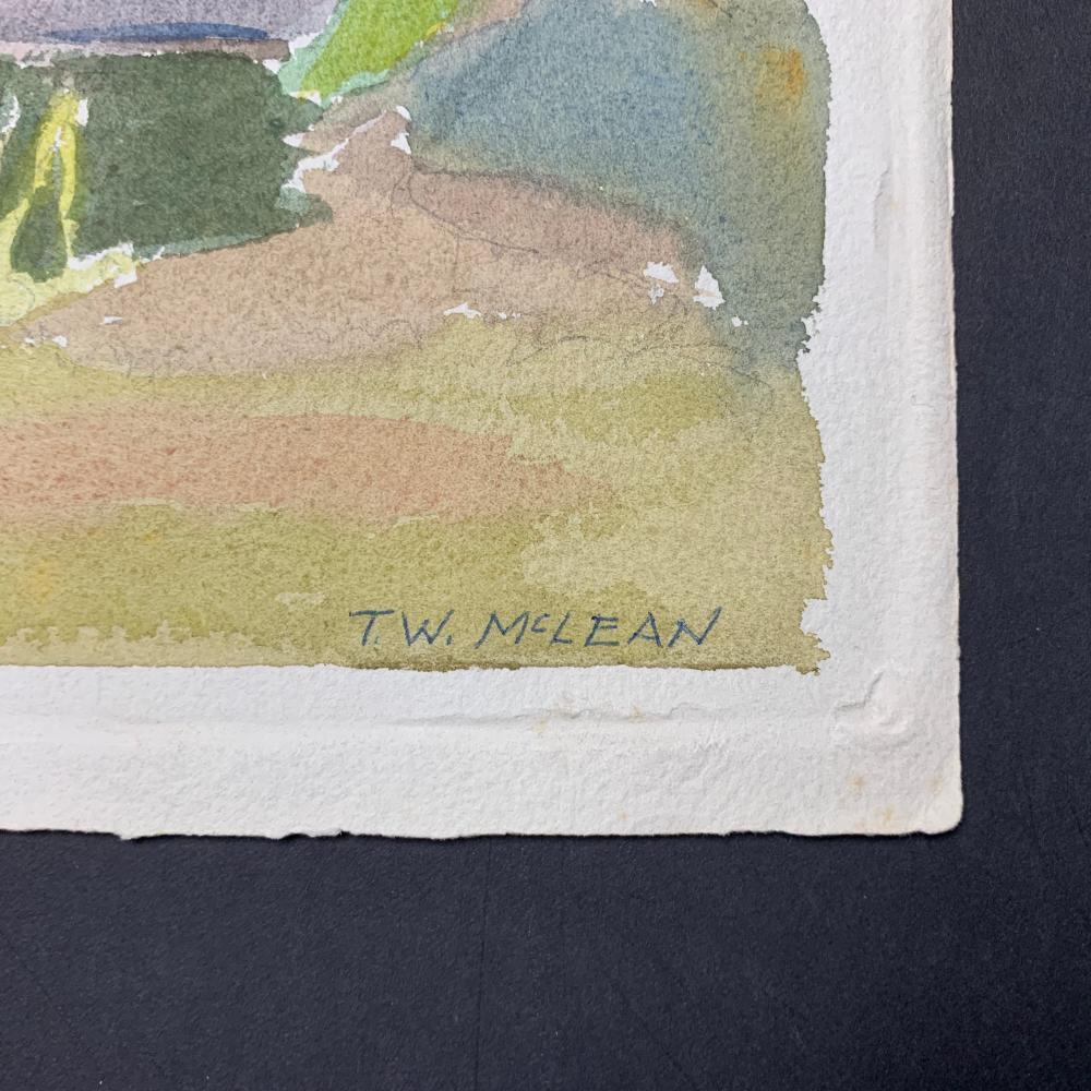 "T. W. McLean's ""Slade Greens"" Original"