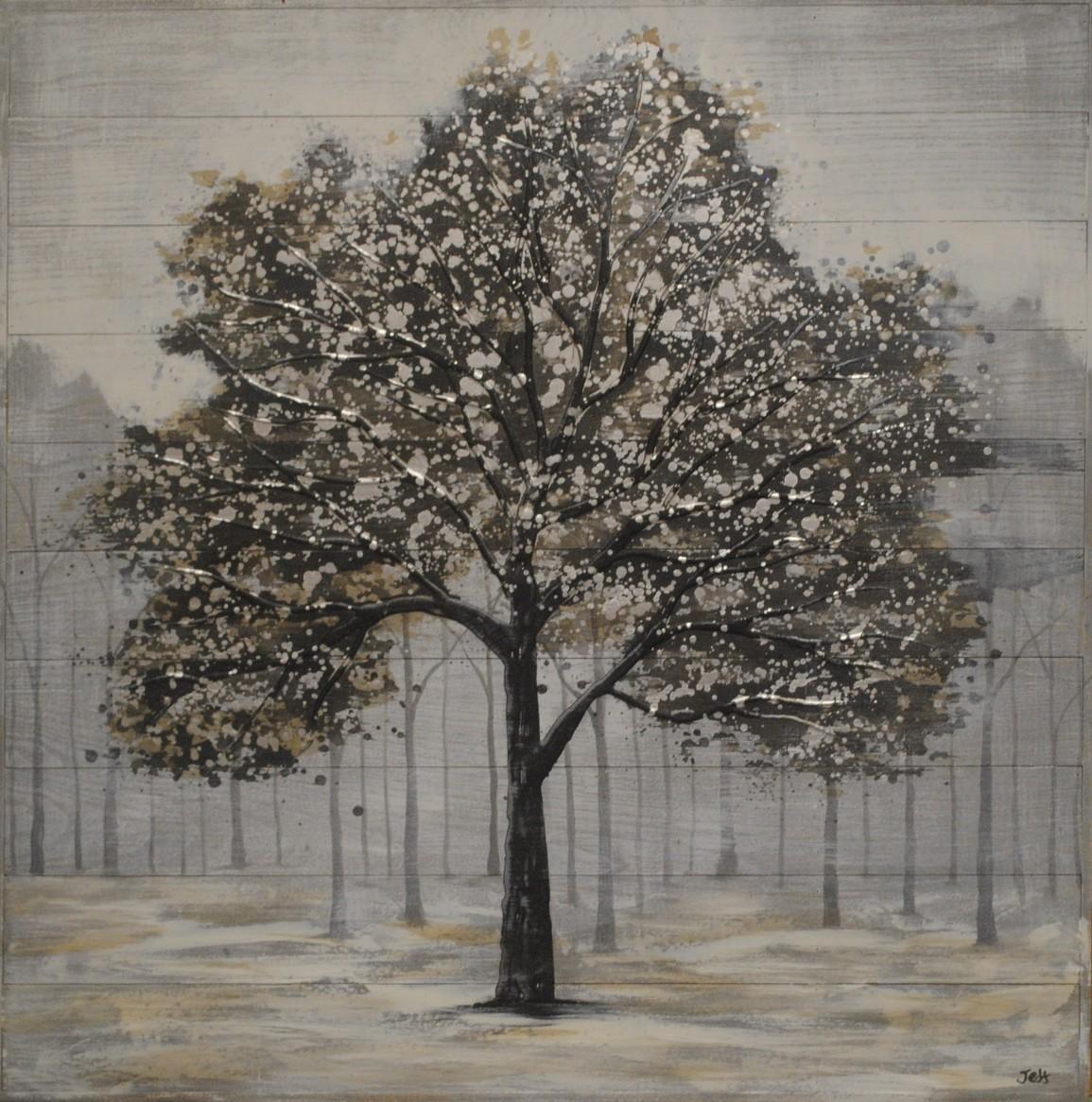 """""""I Speak For All Trees"""" on Barnboard"""