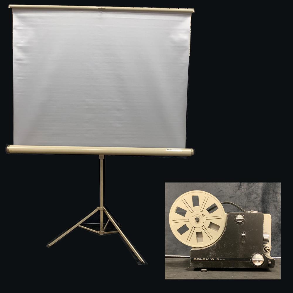 Bolex Movie Projector Vintage