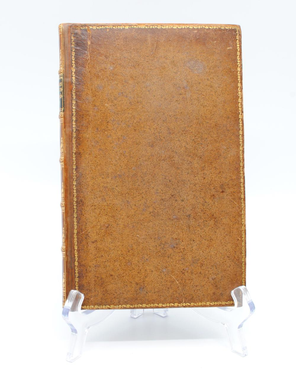 """Joseph Robson's """"Hudson's Bay"""" From 1752 Antique Book"""