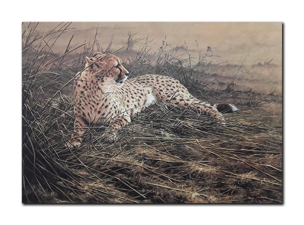 """Alan Hunt's """"Lazy Afternoon"""" Limited Edition Print"""