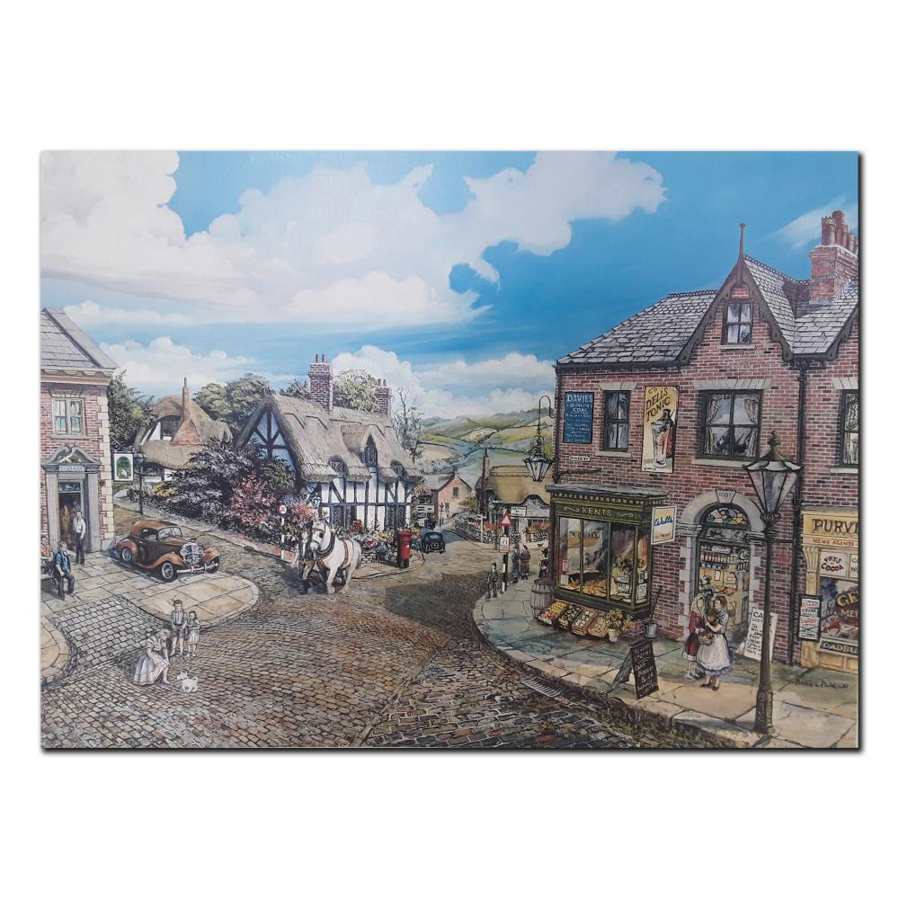 "Barrie Pearson's ""Memories Of England"" Limited Edition Print"
